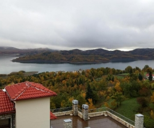 Junior Σουίτα με θέα στη Λίμνη και τζάκι