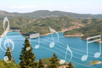 First Choral Festival of Lake Plastira